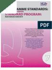 Program Standards_Creative Multimedia
