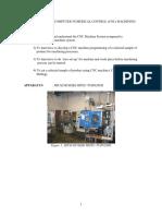 Modul CNC Milling