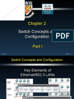 Expl Sw Chapter 02 Switches Part I, Expl Sw Chapter 02 Switches Part I