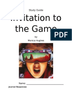 invitation to the game study guide