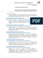 Programación Estructurada ESPOCH