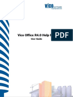 Vico Office R4 Help File