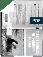 Class dynamics of Agrarian Change - Bernstein.pdf