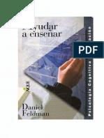 Feldman+Ayudar+a+enseñar