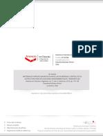 Materiales Porosos Basados en Arcillas Pilareadas- Control de Su Estructura Para Aplicaciones Medioa