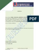 Carta Laboral m