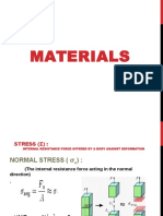 Basics of Strength of Materials