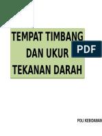 TEMPAT TIMBANG