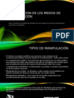 Manipulacion de los medios de comunicación exposicion.pptx