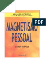 Magnetismo Pessoal - Heitor Durville