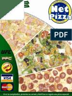 Menu Netpizza