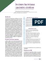 Infecciones Bacterianas en Pacientes Cirroticos