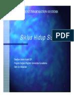 Siklus Hidup Pembangunan Sistem - SDLC
