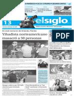 Edicion Impresa El Siglo 13-06-2016
