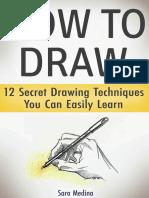 How to Draw - Sara Medina