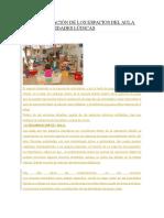 LA ORGANIZACIÓN DE LOS ESPACIOS DEL AULA EN LAS ACTIVIDADES LÚDICAS.docx
