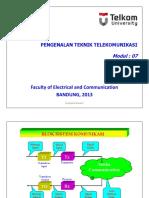 Modul 07 Transmisi Pengenalan Teknik Telkom