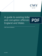 A Guide to Existing Bribery and Corruption Offences in England and Wales_v2