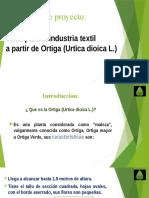 Tela Urtica dioica