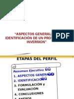 Modulo Identificacion UNA