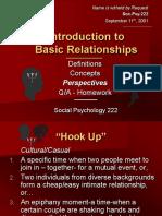 Relationships - Love - Marriage - Sex - Slide Show