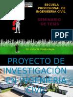 5. Proyecto de Tesis