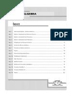 Álgebra - 1eroSec - I Bimestre