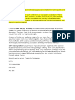 SAP Content
