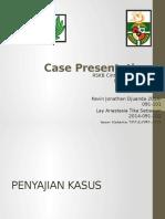 Case - Ulkus Mata