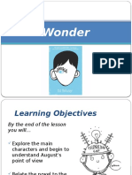 111745030 a Novel Study for Wonder by RJ Palacio Created by