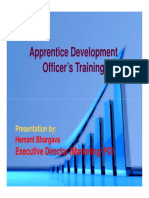 lic dev officer training