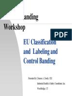 EU and Labeling- Deeds