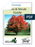 Tree Shrub Guide