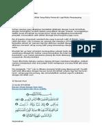 Bacaan Asas Perubatan islam.doc