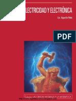 Electricidad Y Electrónica - Agustín Rela