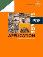 Application reports 2016 Deutsch