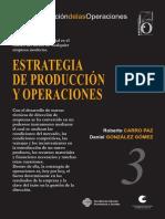 Estrategia Operaciones acusticas