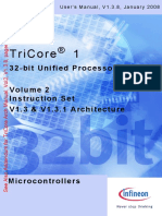 tricore instructionset