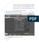 How to Import Nif File to 3dsMax (Skyrim)