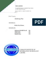 marketing plan of EMCO
