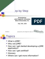 J2MESteps