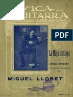 Granados-Llobet La Maja de Goya