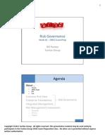 Crisc Governance