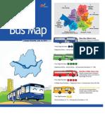 Seoul Bus Map