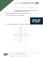 General Math Exam