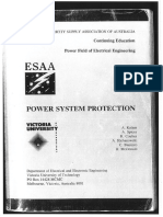 ESAA Power System Protection-book