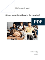 glc research report