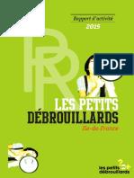 Rapport activités 2015 APDIDF HD