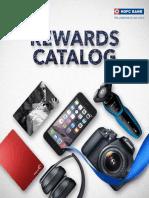 Hdfcbank Credit Card Rewards Catalogue