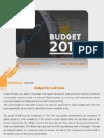 Union Budget 2016-17 (1)